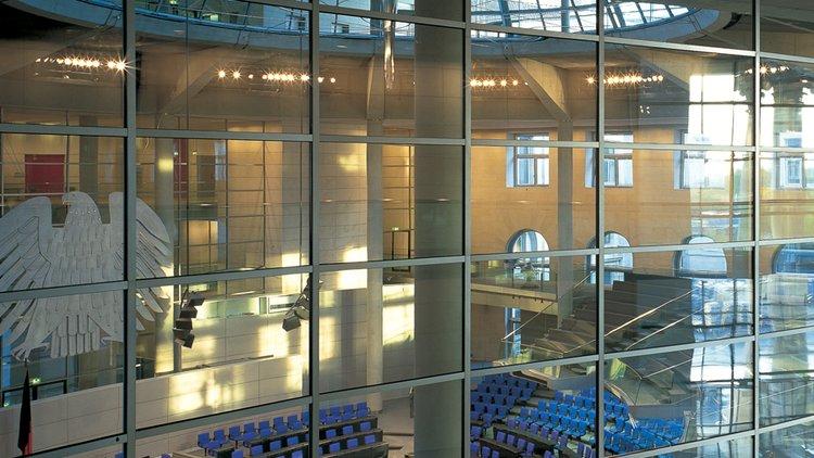 German Parliament Berlin