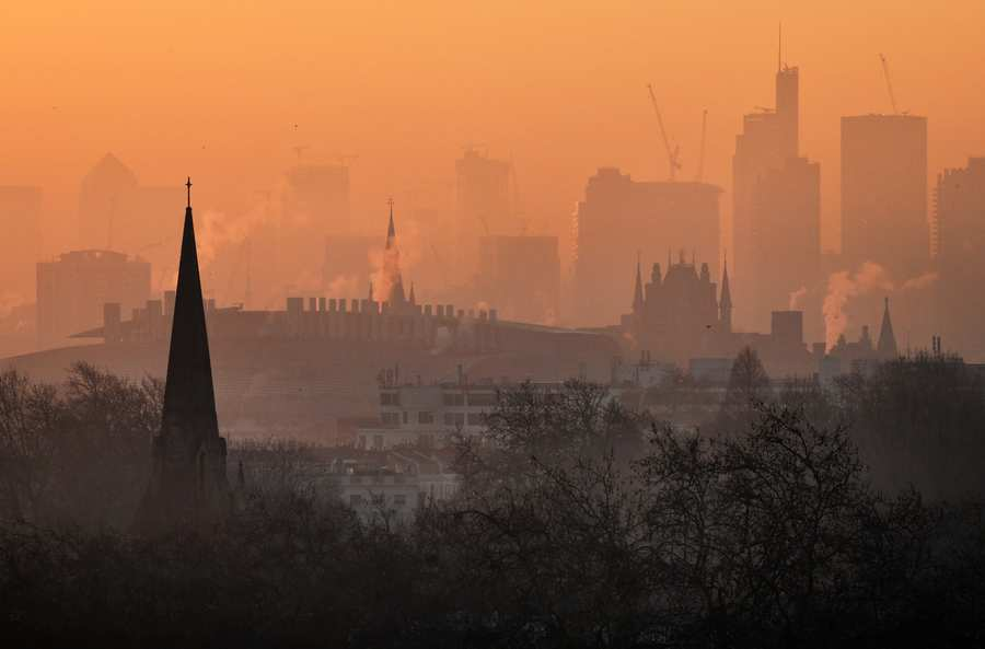 air pollution in London - Professor Fiona Brookman research into corporate homicide