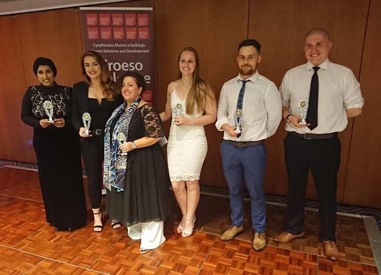Global Governance Impact Award winners - 2019