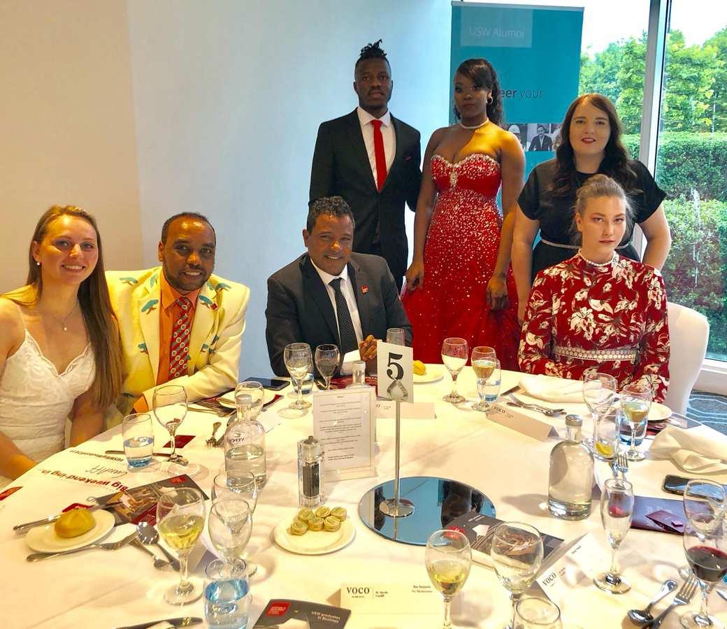 Global Governance Alumni Ball #5