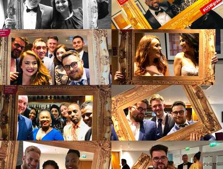 Global Governance Alumni Ball 2019 - Frames Collage