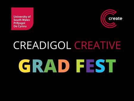 Grad Fest Logo Simple