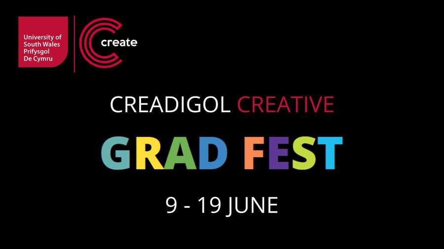 Grad Fest wide logo