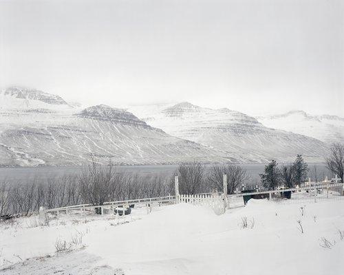 Graveyard Stodvar Fjordur