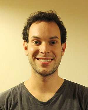 Gustavo Woberto, BA (Hons) Computer Animation