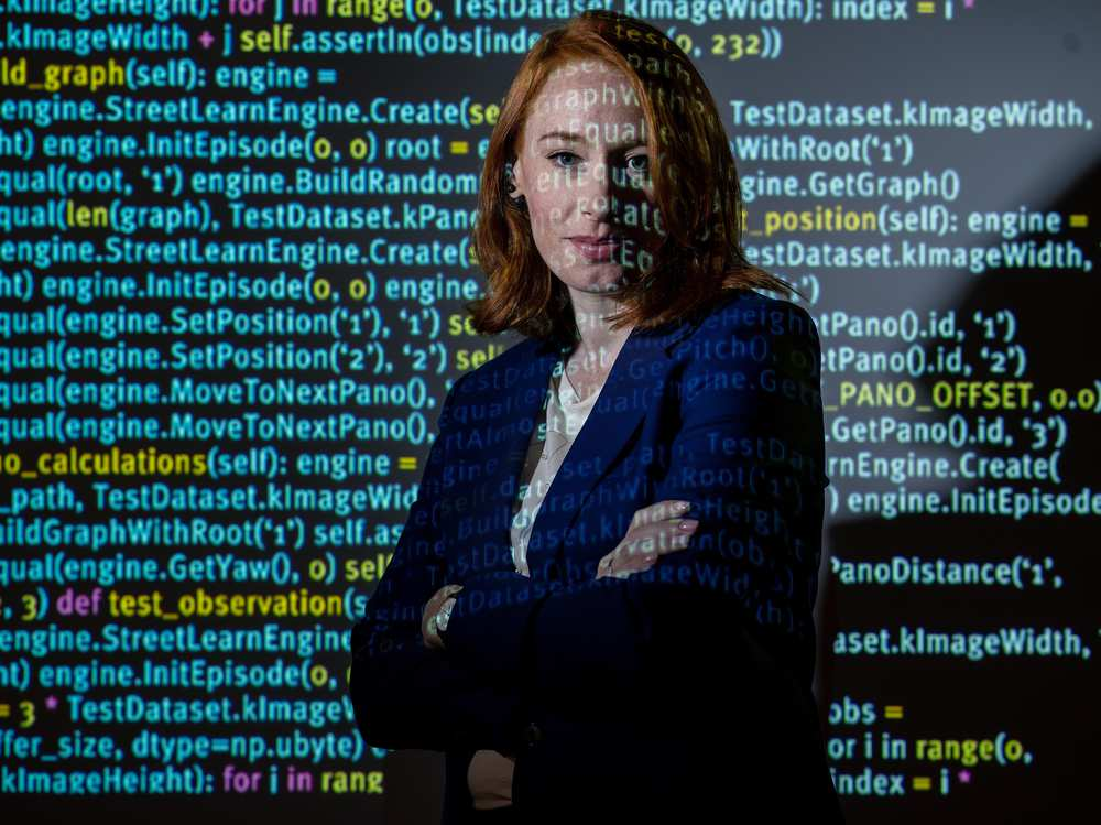 Hannah Fry - Royal Institution Christmas Lecture