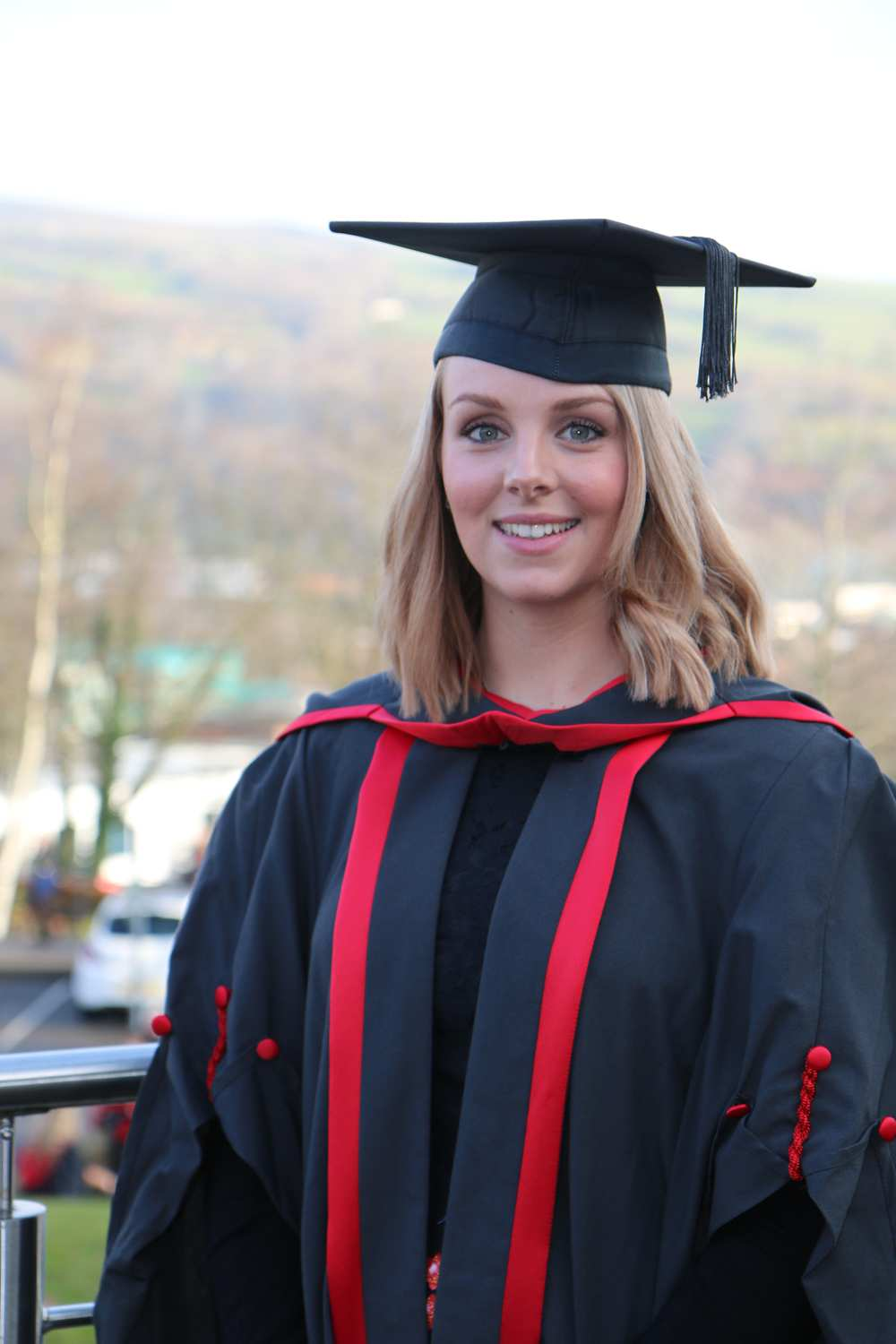 Hannah Samuel: Grad Dec 2016. Bachelor of Science in Learning Disability Nursing and Health and Social Care. Neil Gibson