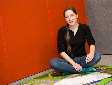 Harriet Lawes, BSc Psychology student