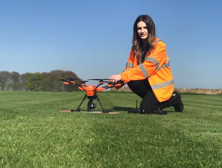 Harriet Glenc graduated from the BSc (Hons) Geology and Physical Geography course and is now an Assistant Project Surveyor at GWP Consultants based in Charlbury