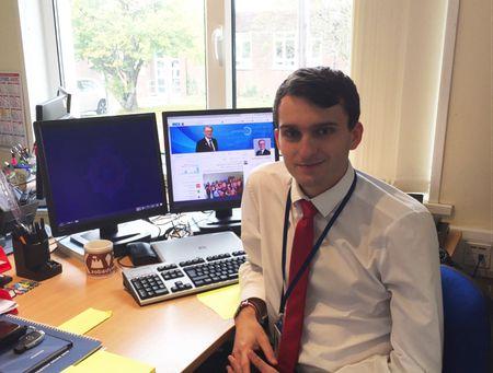 Harry-Hendricks, Geography graduate