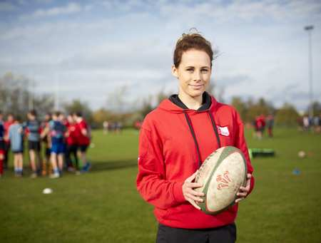 Heather Rees USW Sport