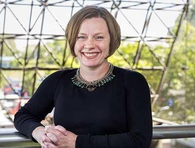 Helen Tindle, Alumni,  People Director Iceland Foods _ 400pix