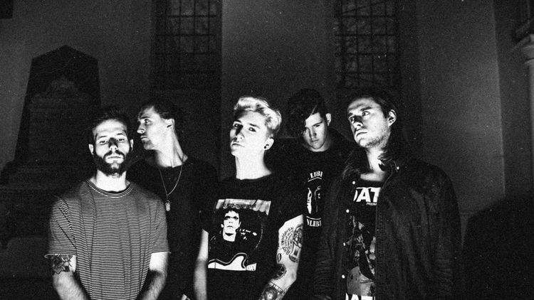 Holding Absence, made up of four USW current and former students and another graduate, have signed a record deal with a US label just six months after forming. Neil Gibson, Feb 2017