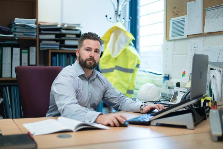 Hugh Jones, Built Environment graduate
