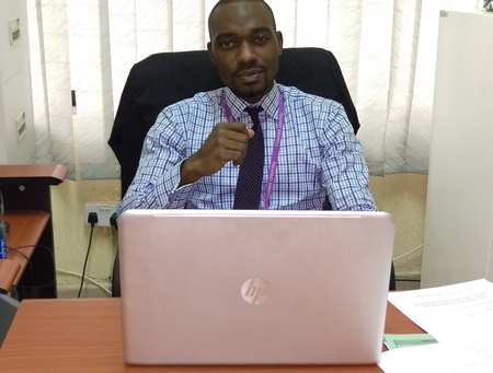 Oluwaseyi Fambegbe, MSc Clinical and Abnormal Psychology graduate