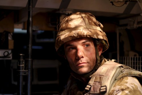 Memories of War, George Morris and Anna Balchin, BA (Hons) Documentary Film and Television