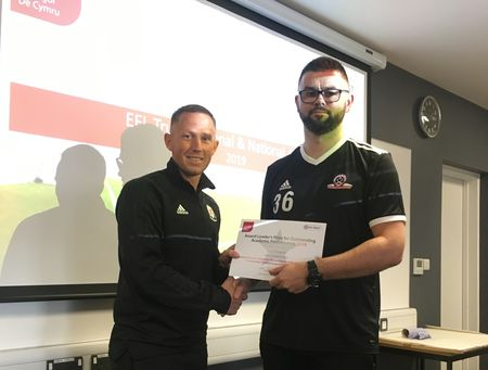 foundation degree community football