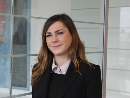 Lucy Williams, Quantity Surveying graduate