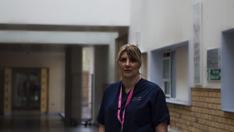 Ann Orrells, Ann Orrell, mental health liaison service in Cwm Taf Health Board.