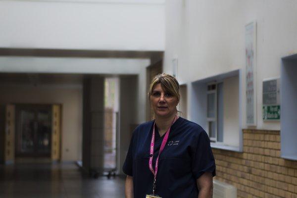Ann Orrells, Mental Health Liaison Service, Cwm Taf Health Board.