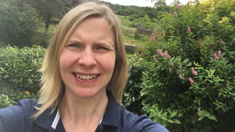 Vicky Evans, Returning to Teaching graduate