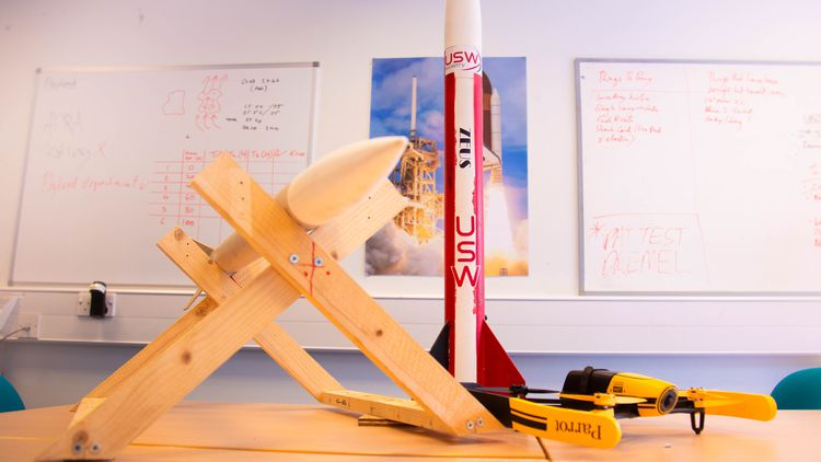 USW Rocketry Society