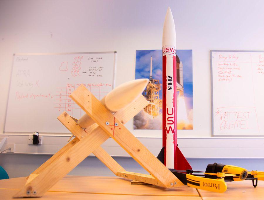 USW Rocketry Society
