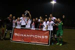 USW Football team wins BUCS National Final