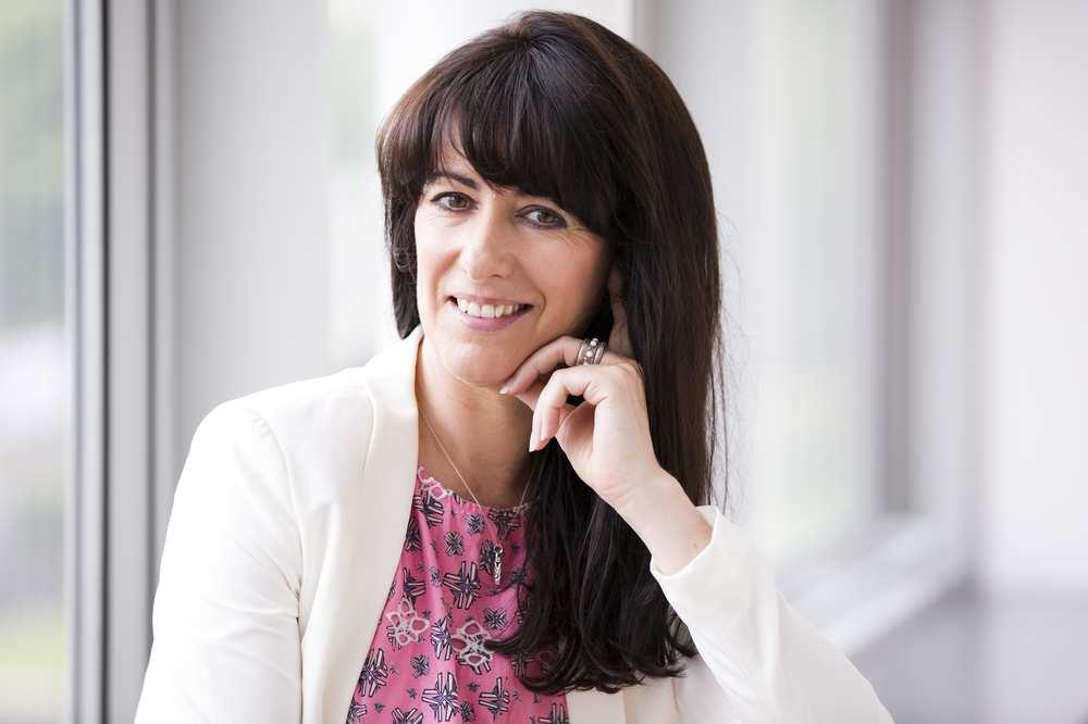 Criminologist Prof Fiona Brookman