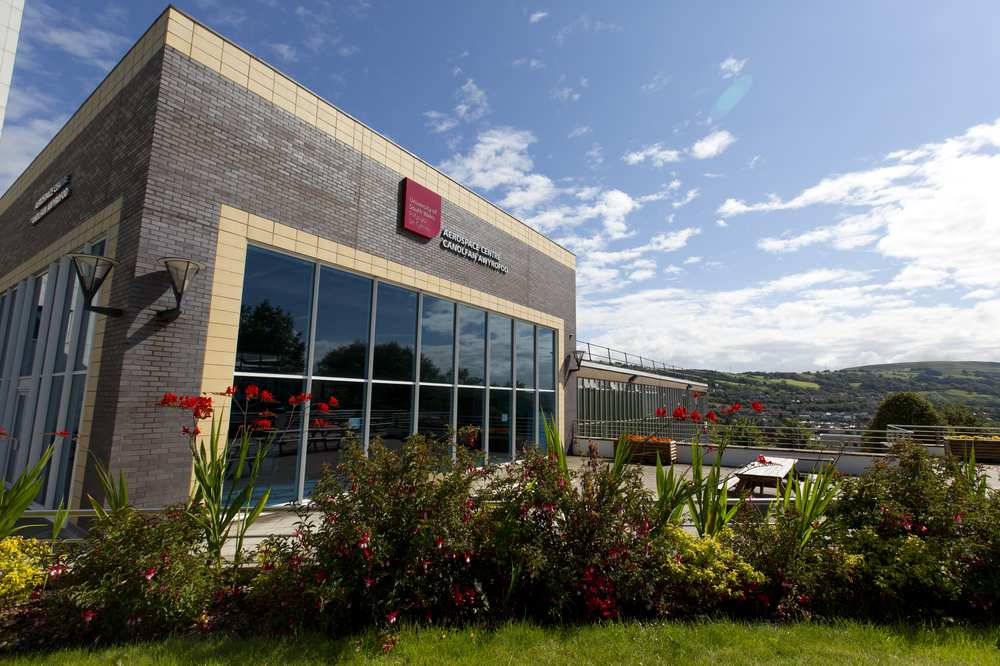 Treforest Campus - Image of Aircraft Maintenance Centre