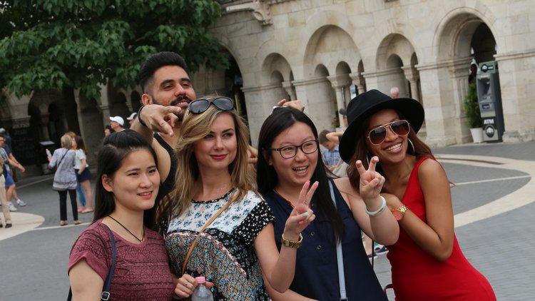 International Business Hungary Trip