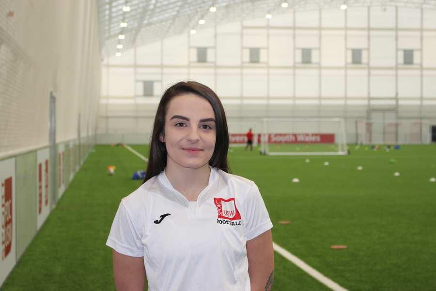 Paige Rogers Women In Football