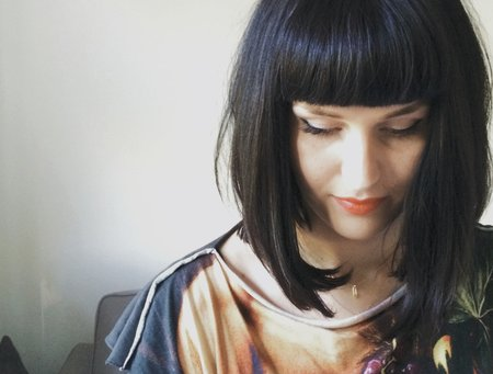 Kat Parkinson - Fashion design Graduate 2015