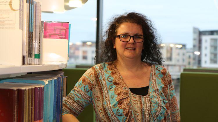 Julia Jones, PcET student