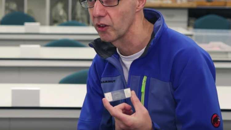 Ian Skilling Geology degree