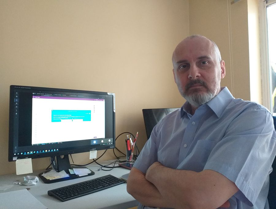 Ian Wilson, Computer Science