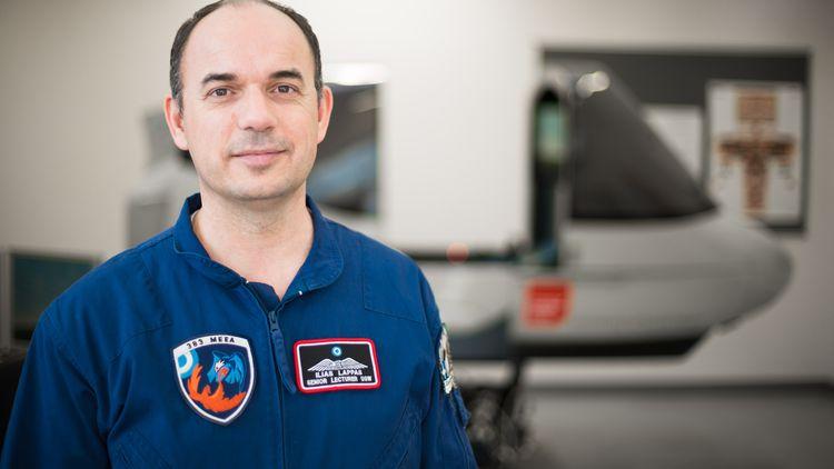 Ilias Lappas - Aeronautical Engineering, course leader
