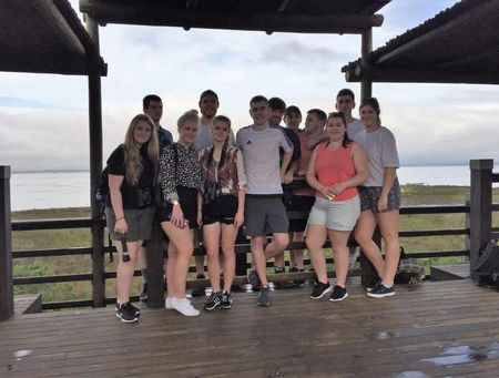 1 geography South Africa field trip 2018