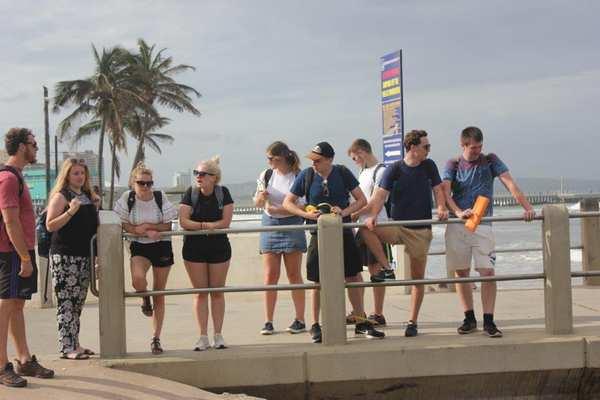 Assessing the vulnerability of Durban's coastal fringe to sea level rise and coastal hazards; working with KwaZulu-Natal tourism