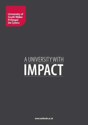 Impact publication English cover