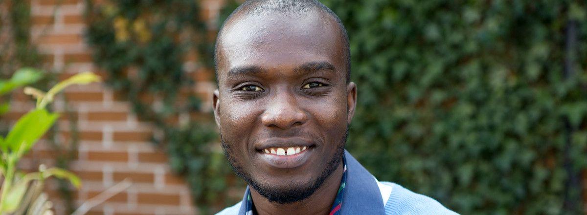 International Student Damilola from Nigeria