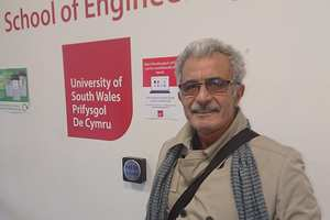Dr Ioannis Angeli graduate