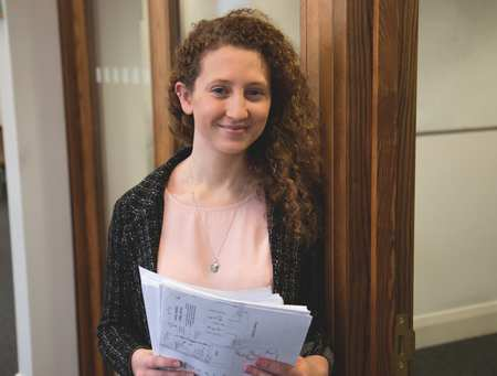 Isla Thomas - Quantity Surveying