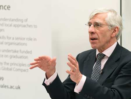 Rt Hon Jack Straw, From Home Secretary to Justice Secretary: A personal account