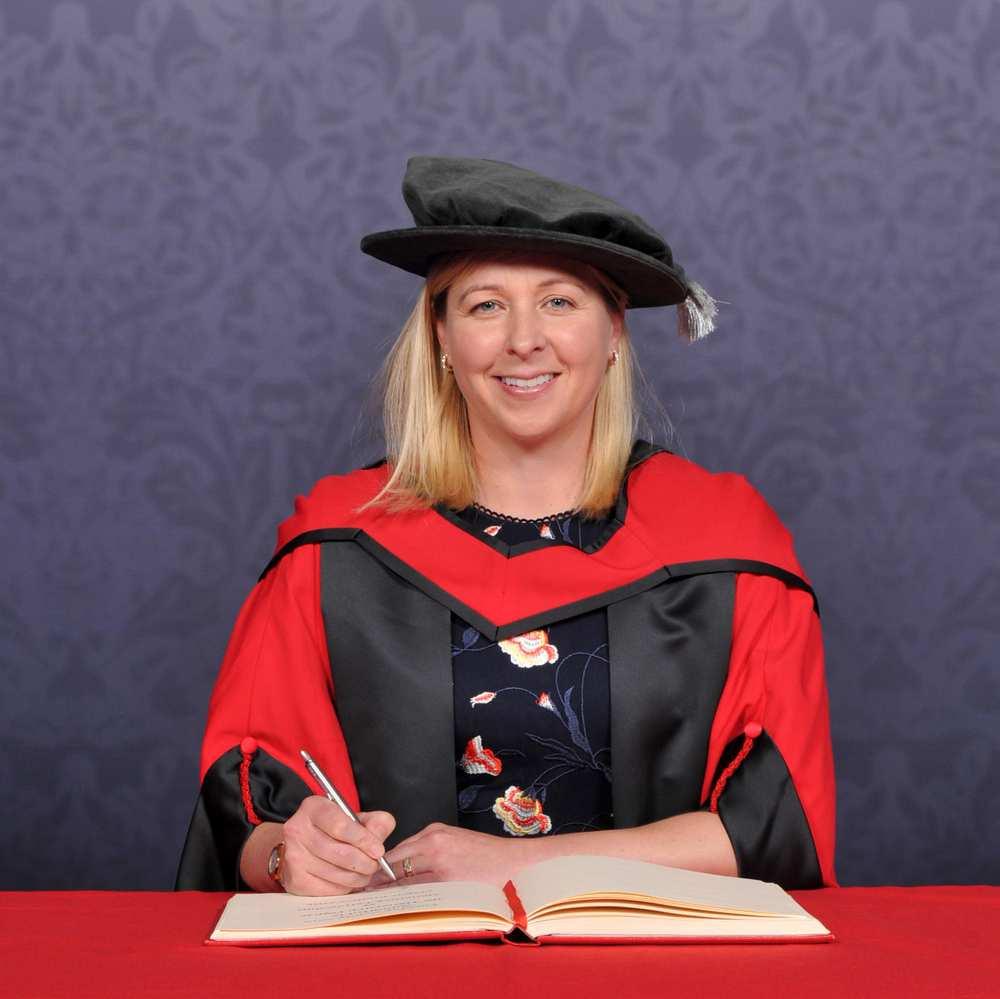 Jayne Ludlow MBE honorary