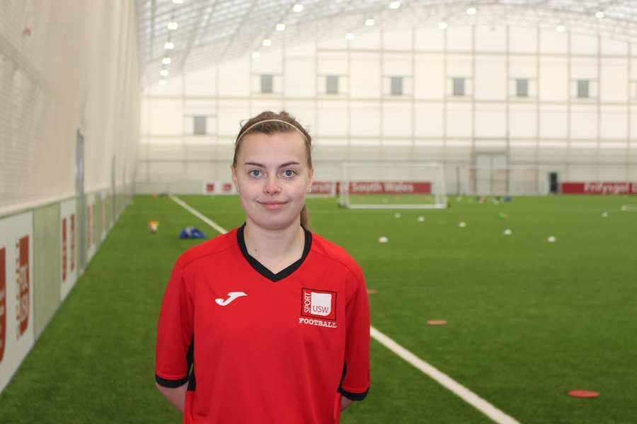 Jess Osbourne women in football 2018