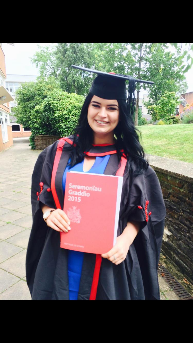 Jessica Robyn graduated in 2016.