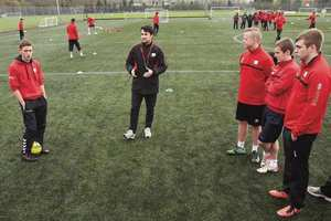 Joao Sacremento, football coaching alumni