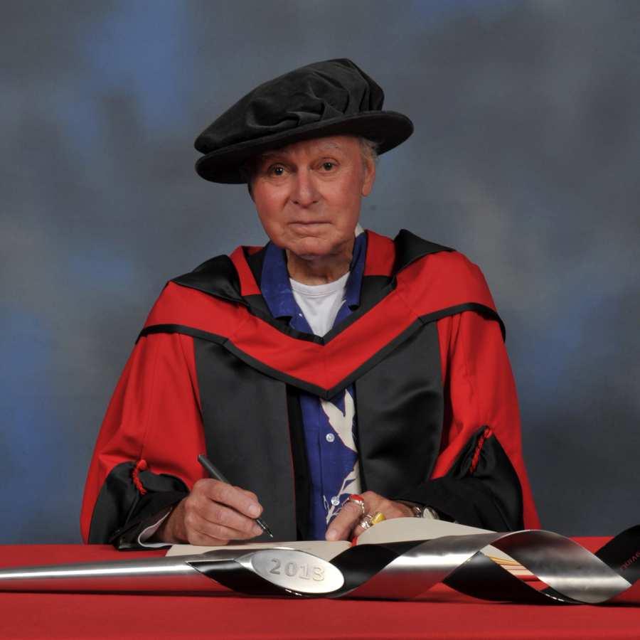 John Selway honorary 2017