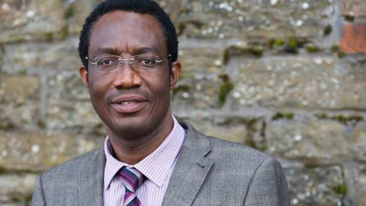 Dr Jonathan Oti, Civil Engineering lecturer